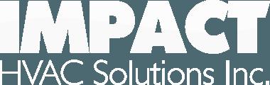 Impact HVAC Solutions Logo