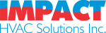 Impact HVAC Solutions Colour Logo