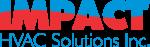 Impact HVAC Solutions Colour Logo